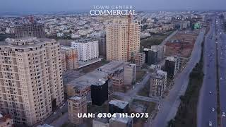 Town Center Commercial in DHA Phase 2 Islamabad by Giga Group