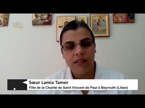 Soeur Lamia Tamer : « Ça suffit, Seigneur, venez à notre secours ! »