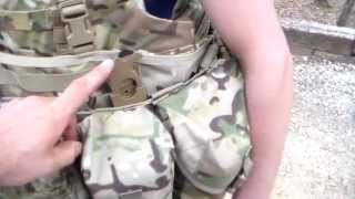 Maineprepper, conference and new Army tactical vest