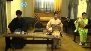 """""""Chochikubai"""". XVII """"Nihon-no Kokoro"""", Moscow, 2015"""