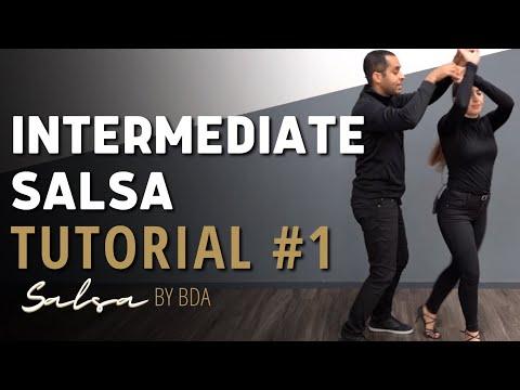 Intermediate Salsa Tutorial #1