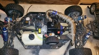 Central Florida RC- Losi 5ive- (Upgrade Video) Must have