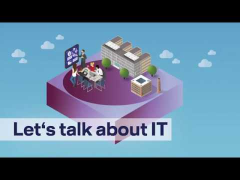 Embedded video for Let's talk about IT: Assistance at a time of uncertainty