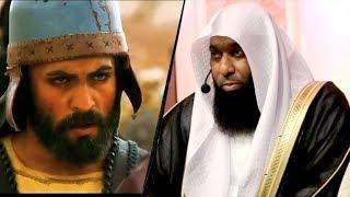 اجمل 4 قصص ممتعة رواها الشيخ بدر المشاري عن الاسد خالد بن الوليد