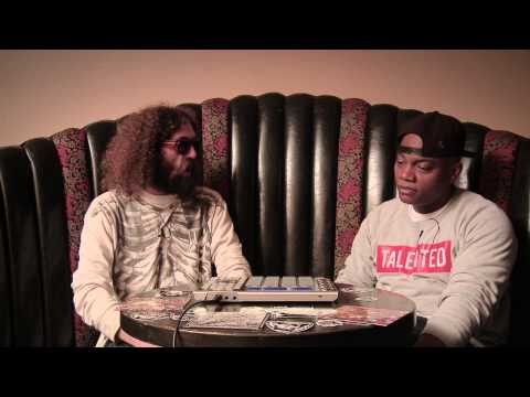 MPC Minute featuring Gaslamp Killer