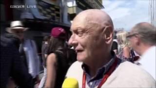 Lauda Praises Verstappen After First Win (Barcelona 2016, RTL)
