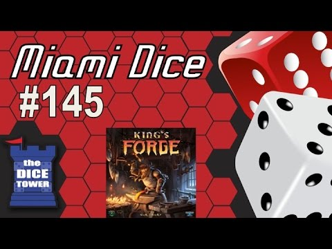 Miami Dice 145 - King's Forge