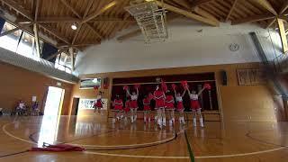05 橋本高校新体操バトン部 第4回 紀の国いっとこよいやなデバ祭 Wide
