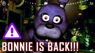 If Bonnie can Jumpscare in FNAF UCN!?