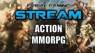 Soul Worker VS Tera VS Kingdom under fire 2 Action MMORPG