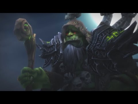 """The Story of Patch 6.2: """"Fury of Hellfire"""" - Part 1"""
