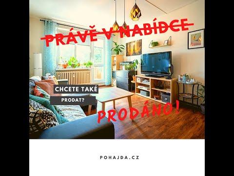 Video z << Prodej bytu 2+1, 54 m2, Brno >>