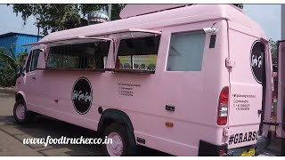 Cutest Food Truck Design 1st Time In India
