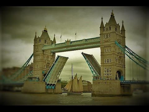 Tower Bridge. Тауэрский мост — символ Ло