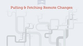 Pulling & Fetching Changes from a Remote [Learn Git Video Course]
