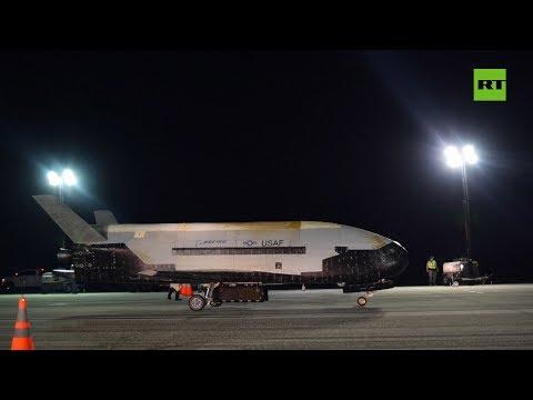 El misterioso avión espacial de la Fuerza Aérea de EE. UU. está de vuelta en la Tierra