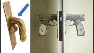 Top 10 Unusual Door Knobs, Handles, Pulls And Knockers In The World - Scoop