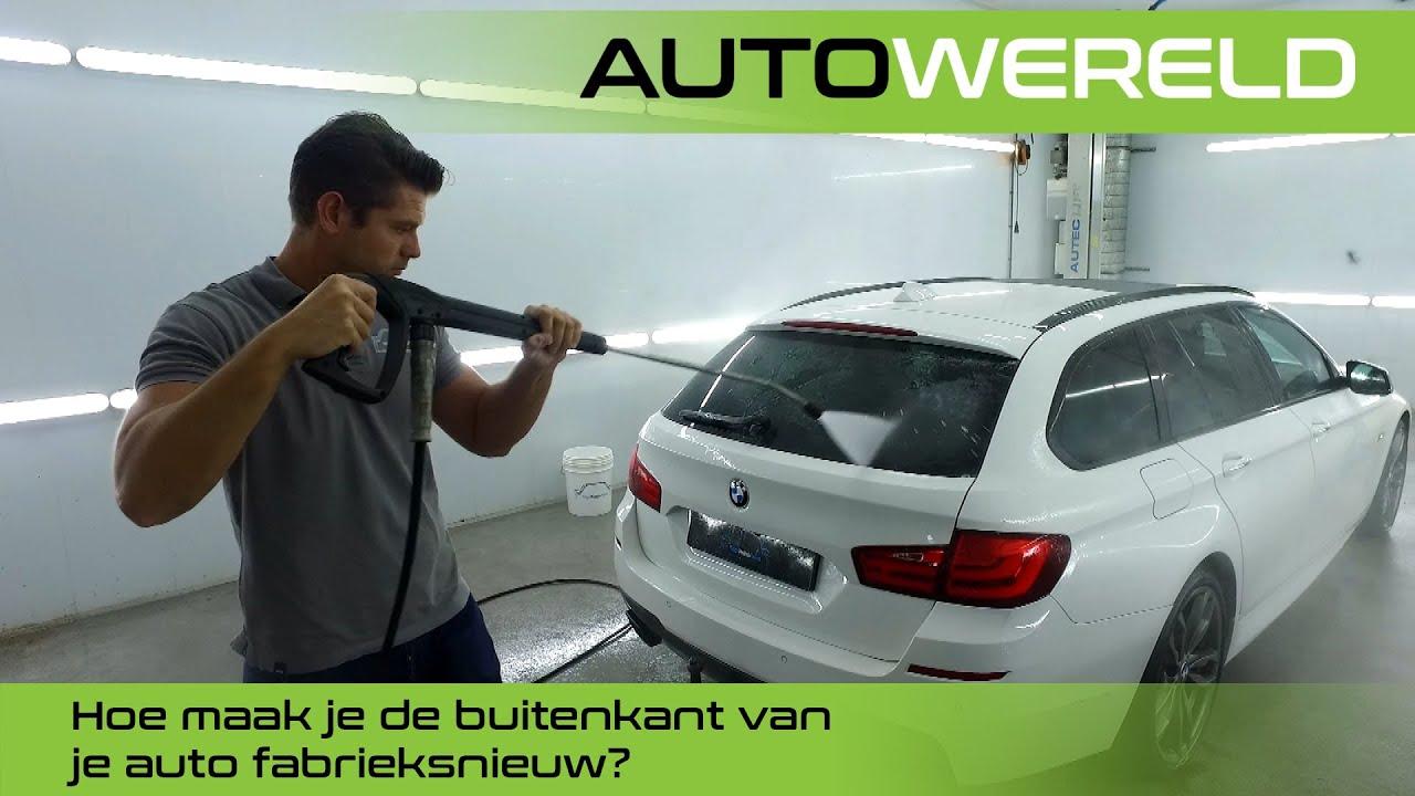 Stipt Polish Point – Hoe maak je de buitenkant van je auto fabrieksnieuw?