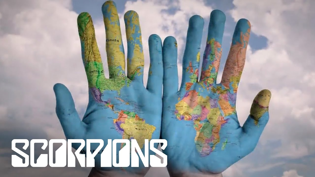 SCORPIONS - Sign of hope