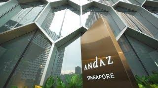 Andaz Hotel | Singapore