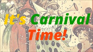 How we celebrate Mardi-Gras (Fat Tuesday) and Carnival in France