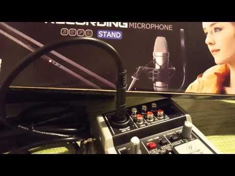 Come usare Microfono a condensatore Neewer BM-700