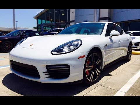 2014 Porsche Panamera GTS Exhaust, Start Up and In Depth Review