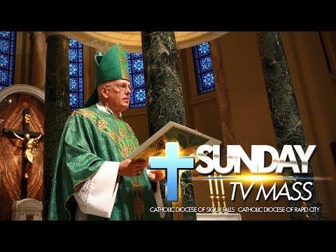 Sunday TV Mass - August 18, 2019 - Twentieth Sunday in Ordinary Time