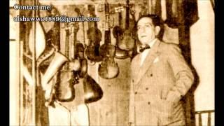 39- سامي الشوا سماعي بياتي قديم - Sami AlShawwa semai bayati تحميل MP3