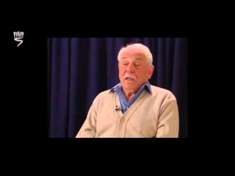 ניצול שואה מספר על קורותיו במחנה עבודת כפייה בג'ור בתקופת הכיבוש הנאצי