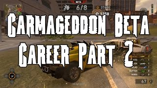 Carmageddon: Reincarnation - Grassy Knell - Career Mode Part 2 [PC]
