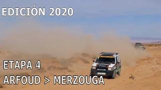 STAGE 4: ARFOUD > MERZOUGA