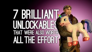 7 Brilliant Unlockables That Were Also Worth All the Effort