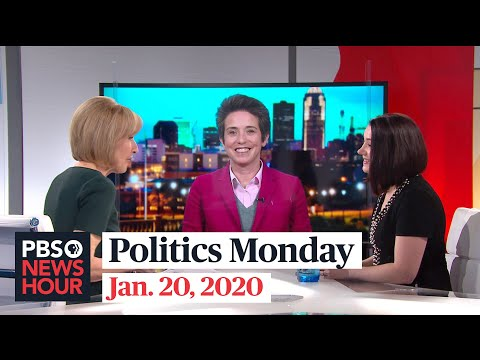 Tamara Keith and Amy Walter on Iowa caucus dynamics, impeachment politics