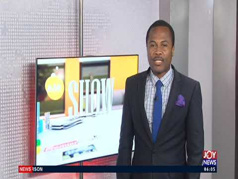 AM Show Intro on JoyNews (11-11-19)