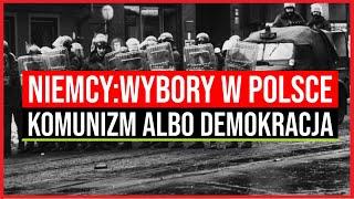 MÓJ SUBSKRYBOWANY KANAŁ – Jak wypowiadają się Niemieckie media o wyborach w Polsce?