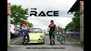 The RACE - Porsche vs Enduro  - Trailer