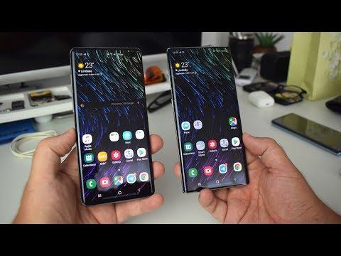 Samsung Galaxy Note10+ vs Galaxy S10+, grande differenza di prezzo ma stesse qualità!
