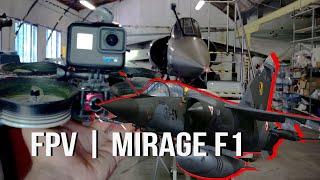 FPV | Cinewhoop Gopro 8 | Mirage F1 - Excenevex