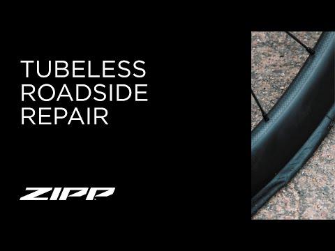 ZIPP: Tubeless Roadside Repair
