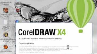 preview picture of video 'tutorial corel x4 algo sobre portadas'