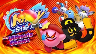 SPICIEST DIFFICULTY!!! | Kirby Star Allies | The Ultimate Choice (Soul Melter)