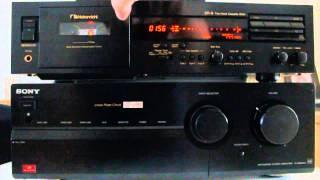 Nakamichi DR-8 Two-Head Cassette Deck