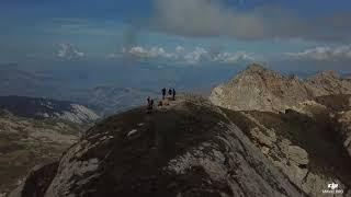 preview picture of video 'Korab summit 2753m. Radomire.  Diber.  Albania'