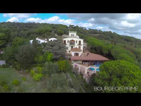 Sant Andreu de Llavaneres - Drone