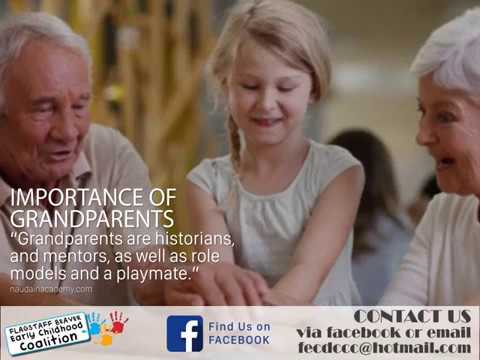 Importance of Grandparents