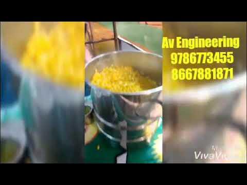 Electric Sweet Corn Machine