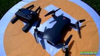 MJX Bugs 7. Часть 1: полет и тест видеокамеры.