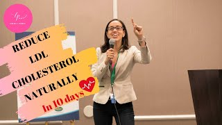 Reduce LDL Cholesterol Naturally (IN JUST 10 DAYS)!!!