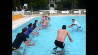preview picture of video 'Aquabike USM Montargis Natation.wmv'